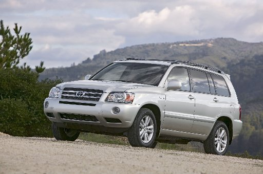 966538 bytes; 3000 x 1996; ORG XMIT:  2006 Toyota Highlander Hybrid.