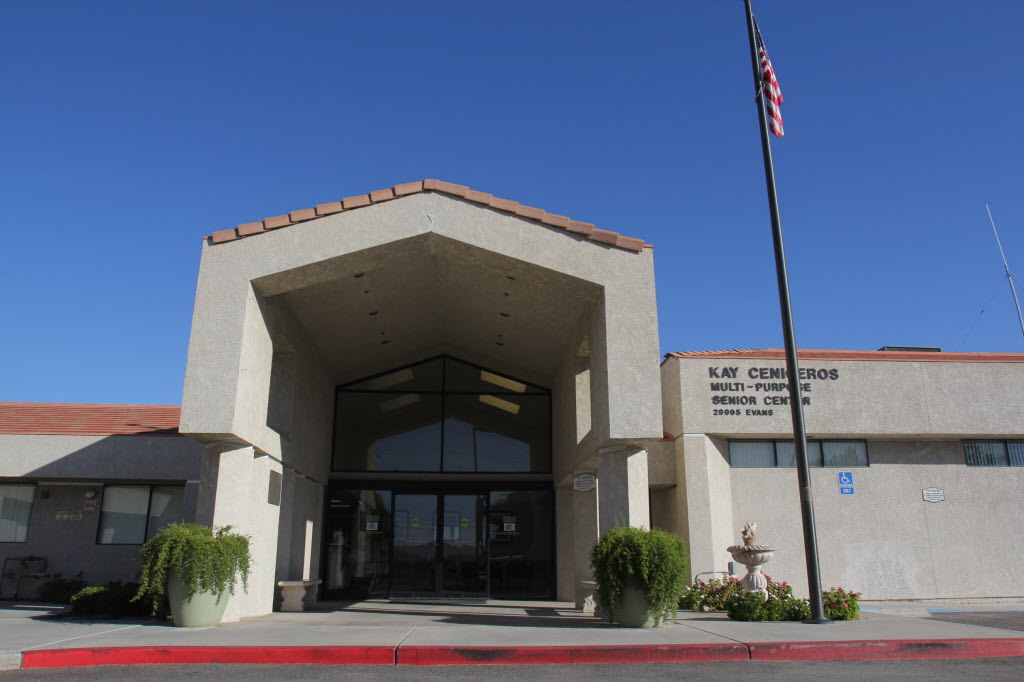327623 bytes; 2592 x 1728; The city of Menifee may soon inherit the Kay Ceniceros Center from the county.