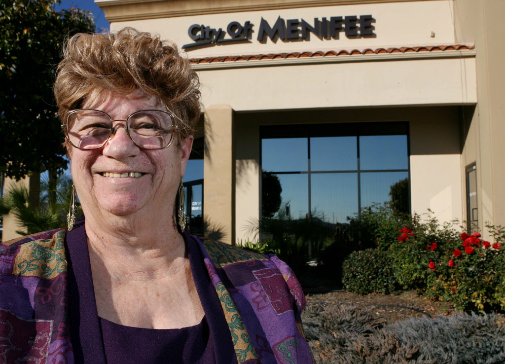 506234 bytes; 3052 x 2200; Anne Pica is a new planning commissioner for the city of Menifee in Menifee, Jan. 03, 2013.